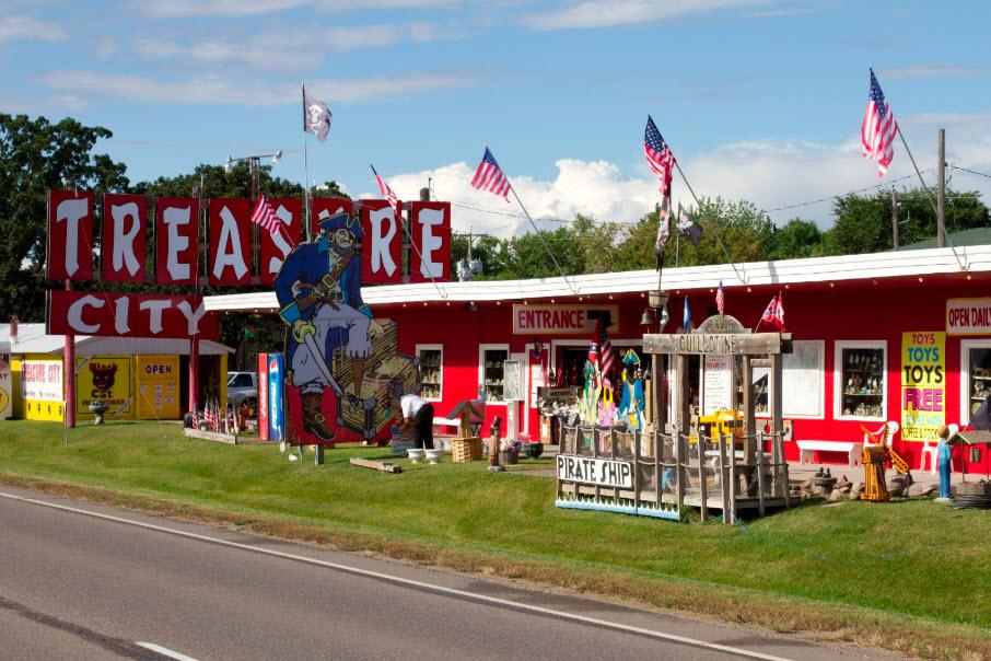 Iconic-Treasure City, Royalton, MN