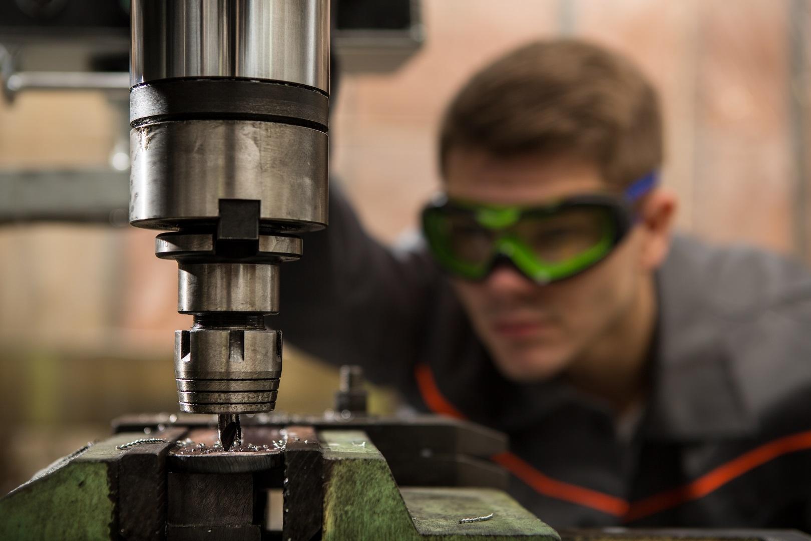 CNC Milling OperatorSM